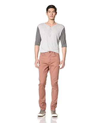 Zanerobe Men's Skinny Jeans (Terracotta)