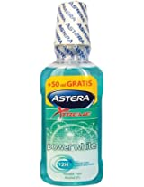 ASTERA XTREME POWER WHITE 12H PROTECTION AGAINST BACTERIA -MOTHWASH300 ML