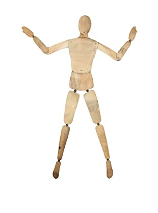 French Unisex Wood Mannequin