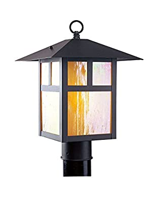 Crestwood Mabel 1-Light Post Head, Bronze