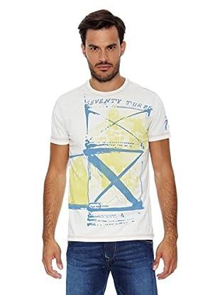 Pepe Jeans London Camiseta Bogan (Crudo)