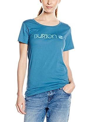 Burton Camiseta Manga Corta Her Logo Pacifico