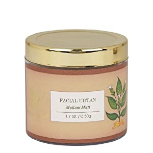 Forest Essentials Multani Mitti Facial Ubtan - 50g