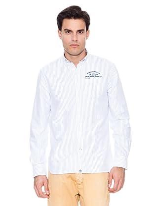 Pepe Jeans London Camisa Fulmer (Blanco)