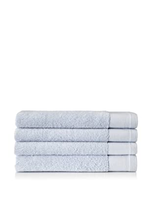 Schlossberg Set of 4 Interio Hand Towels, Sky