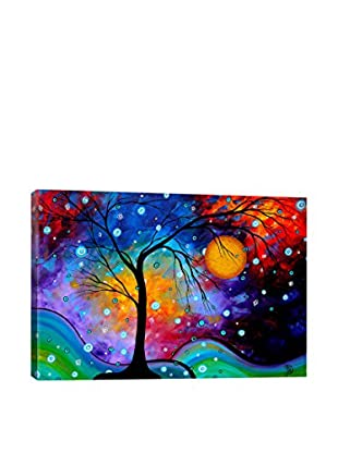Megan Duncanson Winter Sparkle Canvas Print, Multi, 18