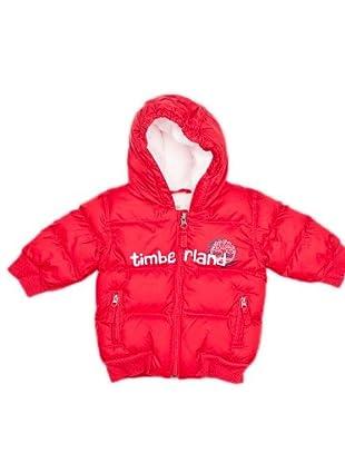 Timberland Kids Anorack (Rojo)