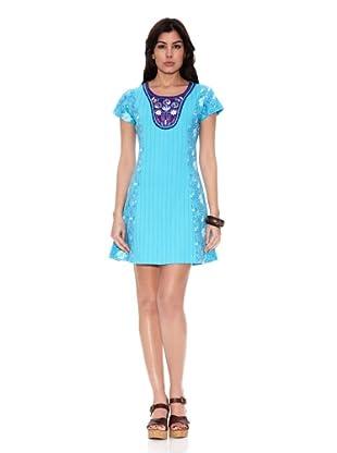HHG Vestido Britanny (Azul)