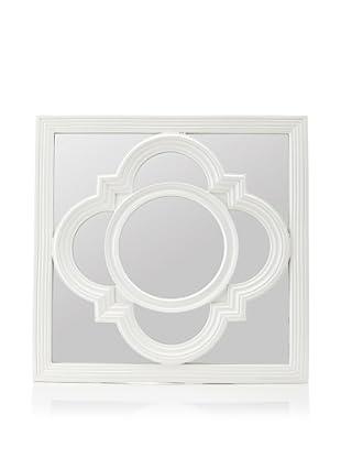 Chloe Neo Baroque Mirror, White