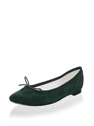 Repetto Women's BB Suede Ballet Flat (Billard)