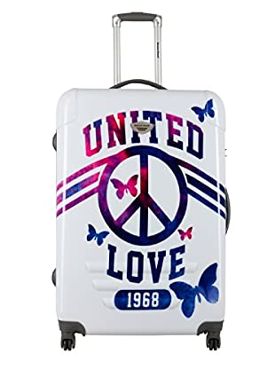 American Revival Trolley United Love Medio (Bianco)