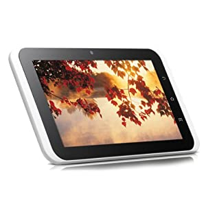 HCL ME Y2 Tablet (WiFi, 3G, Voice Calling), White