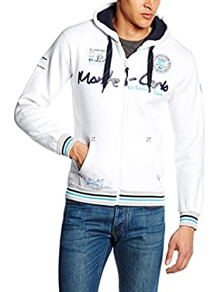 Geographical Norway Sweatjacke Goldenflash