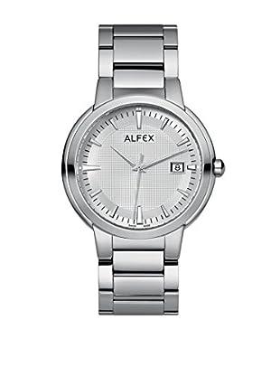Alfex Quarzuhr 42 mm Metall