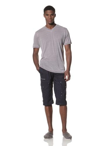Projek Raw Men's Short Sleeve Tee (Grey)