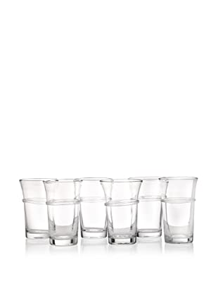 Artland Set of 6 Juniper Highball Glasses