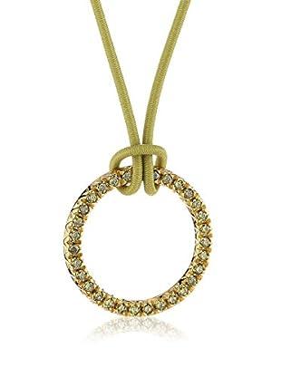 Esprit Collana Brilliance Gold Lime argento 925