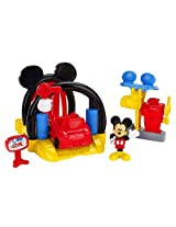 Fisher-Price Disney Mickey Mouse: Soap n Suds Car Wash