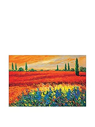 Artopweb Panel Decorativo Madjid Toskana 3 60x90 cm Multicolor