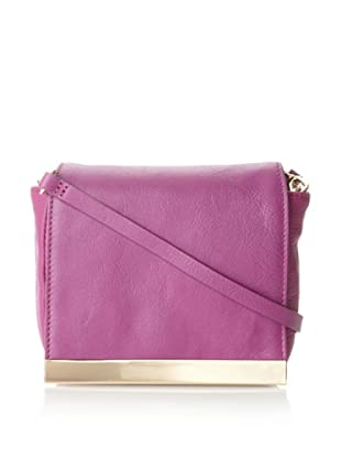 Kelsi Dagger Women's Arielle Cross-Body (Fuchsia)