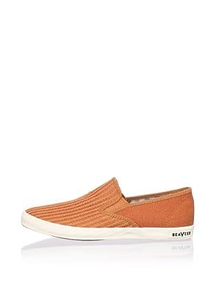 SeaVees Women's Baja Slip-On (Fiesta Orange)