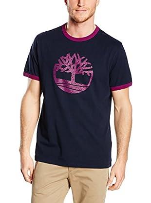 Timberland T-Shirt Manica Corta Tfo Ss Tree Logo Rng