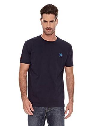 Toro Camiseta Logo Small (Azul Marino)