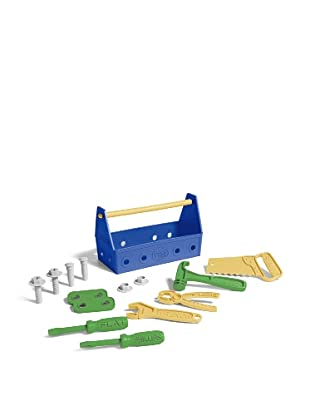 Green Toys Tool Set, Blue