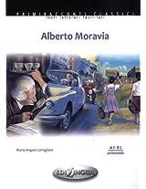 Primiracconti: Alberto Moravia + Cd-audio (A2-b1)