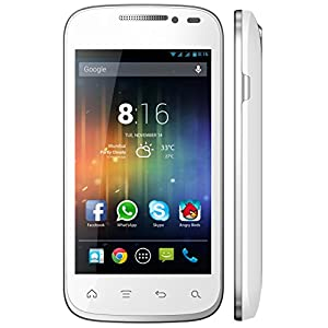 XCCESS PULSE - CDMA + GSM (WHITE) - ANDROID PHONE 4GB IN BUILT MEMORY