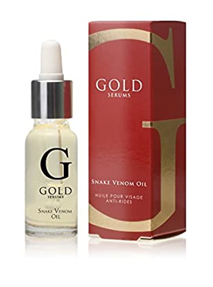 Gold Serums Gesichtsoel Snake Venom Facial Oil 15 ml, Preis 100/ml: 199.67