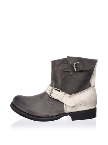 JD Fisk Men's Redford Boot (Grey Leather)