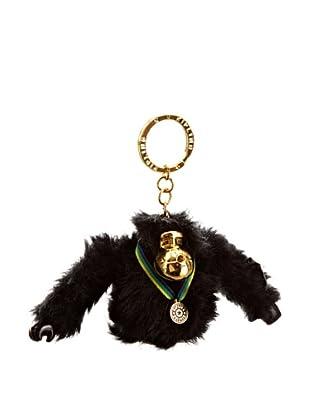 Kipling Schlüsselanhänger Monkeyclip (Schwarz)