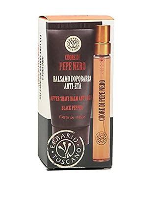 Erbario Toscano Black Pepper Aftershave & Eau De Parfum Gift Set