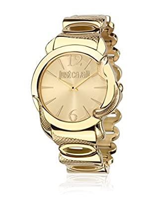 Just Cavalli Reloj de cuarzo Woman Eden Dorado 46.7x38 mm