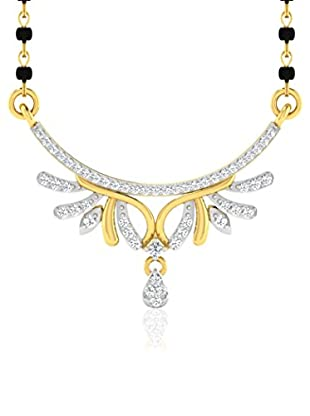Vittoria Jewels Collar Oro Amarillo