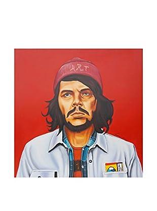 STREAMLINED LIVING Lienzo Che Guevara