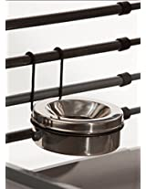Variocage Spill Proof Water Bowl with Hanger