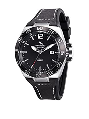 Strumento Marino Reloj Defender Automatic SM104L-SS-NR-NR