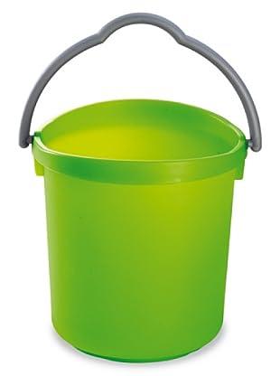 GiòStyle Secchio con Bordo 10 Lt (verde)
