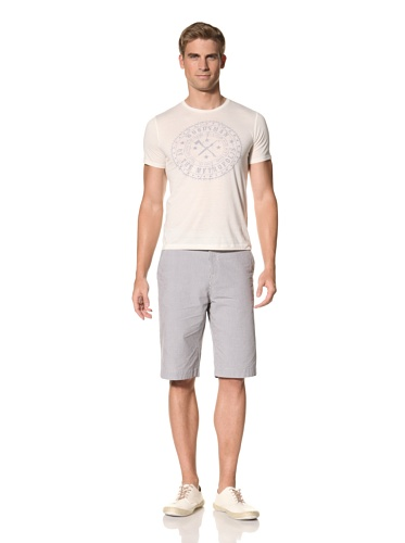 Ted Baker Men's Metrop Tee (Natural)