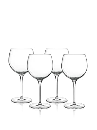 Luigi Bormioli Set of 4 Allegro 18.5-Oz. Burgundy Wine Glasses