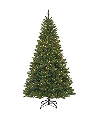 National Tree Company 7.5' Oxford Pine Hinged Tree