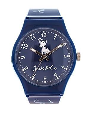Jack&Co Orologio Blu