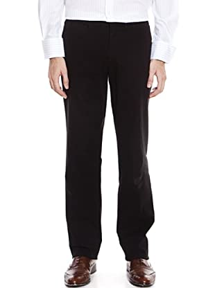Caramelo Pantalón Liso (negro)