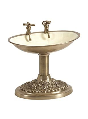 Julian Brass Soap Dish