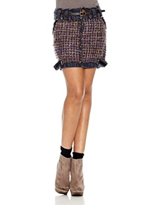 Desigual Falda Fredi (Jeans Vaquero)