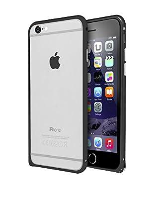 Unotec Hülle Aluminium iPhone 6 Plus/6S Plus schwarz