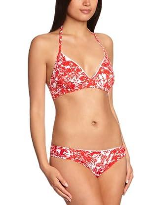 ESPRIT Bikini Georgette (Rojo)