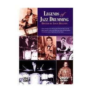 Legends of Jazz Drumming 1 & 2